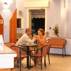 Отель Atlantic Италия, Римини - отзывы, цены и фото номеров - забронировать отель Atlantic онлайн интерьер отеля