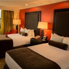 Отель Crowne Plaza San Jose Corobici комната для гостей фото 3