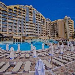 Victoria Palace Beach Hotel пляж фото 2