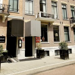 Отель Catalonia Vondel Amsterdam Амстердам