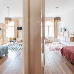 Отель Oasis Apartments Corvin I Венгрия, Будапешт - отзывы, цены и фото номеров - забронировать отель Oasis Apartments Corvin I онлайн комната для гостей фото 4