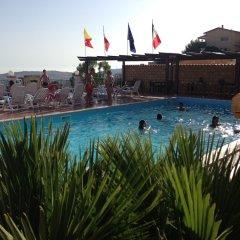 Отель B&B Montemare Агридженто бассейн фото 3