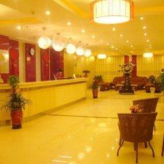 Meiyijia Business Hotel интерьер отеля