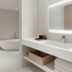 Отель The Abu Dhabi Edition ванная фото 2