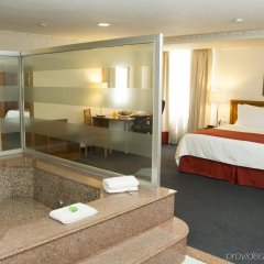 Отель Holiday Inn Mexico Coyoacan Мехико сауна