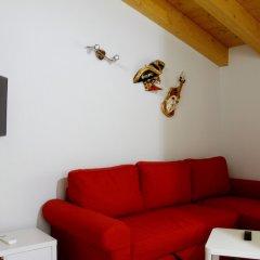 Отель Casa Rosso Veneziano Италия, Лимена - отзывы, цены и фото номеров - забронировать отель Casa Rosso Veneziano онлайн комната для гостей фото 4