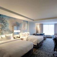 Отель Courtyard by Marriott Columbus OSU США, Блэклик - отзывы, цены и фото номеров - забронировать отель Courtyard by Marriott Columbus OSU онлайн комната для гостей фото 3