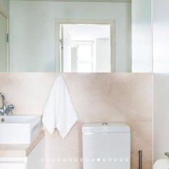 Отель Quality Living - Heart of Copenhagen Дания, Копенгаген - отзывы, цены и фото номеров - забронировать отель Quality Living - Heart of Copenhagen онлайн ванная