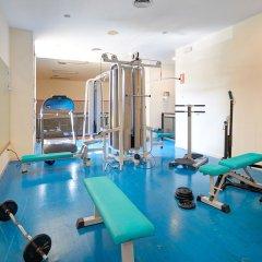 Отель Hipotels Marfil Playa фитнесс-зал фото 2