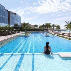 Отель Fairmont Bab Al Bahr бассейн фото 3