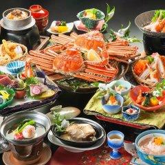 Отель Yukai Resort Saiki Bekkan Мисаса питание фото 3