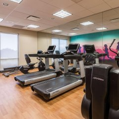 Отель Hyatt Place Columbus/OSU фитнесс-зал