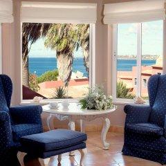 Отель Vivenda Miranda гостиничный бар