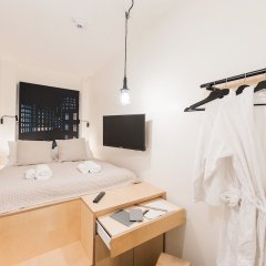 Forenom Hostel Jyväskylä Ювяскюля удобства в номере фото 2