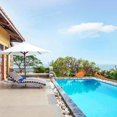 Отель Romana Resort & Spa Вьетнам, Фантхьет - 9 отзывов об отеле, цены и фото номеров - забронировать отель Romana Resort & Spa онлайн бассейн