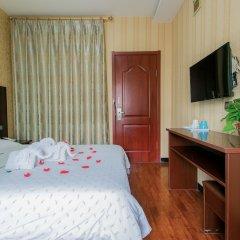 Отель Hongrui Business Hotel Xi'an Airport Китай, Сяньян - отзывы, цены и фото номеров - забронировать отель Hongrui Business Hotel Xi'an Airport онлайн удобства в номере