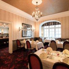 Romantik Hotel das Smolka питание