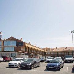 Отель Château La Roca парковка