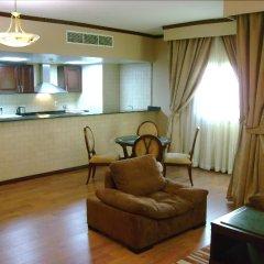 Отель Tulip Inn Sharjah Hotel Apartments ОАЭ, Шарджа - отзывы, цены и фото номеров - забронировать отель Tulip Inn Sharjah Hotel Apartments онлайн комната для гостей фото 5