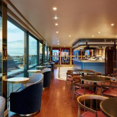 Отель Indigo London - 1 Leicester Square Лондон гостиничный бар