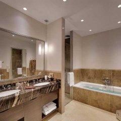 Отель Atlantic Kempinski Hamburg Германия, Гамбург - 2 отзыва об отеле, цены и фото номеров - забронировать отель Atlantic Kempinski Hamburg онлайн ванная фото 3