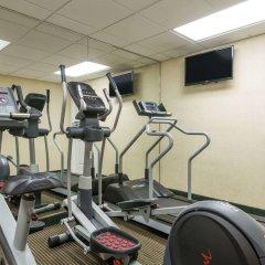 Отель Hawthorn Suites Columbus North Колумбус фитнесс-зал фото 3