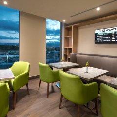 Отель Hilton Garden Inn Monterrey Airport гостиничный бар