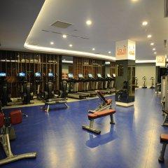 Отель Green Nature Diamond Мармарис фитнесс-зал фото 4