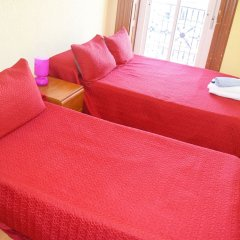 Отель Hostal Numancia Мадрид комната для гостей фото 3