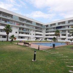 Отель Apartamentos Porto Mar Испания, Курорт Росес - отзывы, цены и фото номеров - забронировать отель Apartamentos Porto Mar онлайн вид на фасад