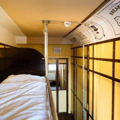Отель Copenhagen Downtown Hostel Дания, Копенгаген - 1 отзыв об отеле, цены и фото номеров - забронировать отель Copenhagen Downtown Hostel онлайн комната для гостей фото 3