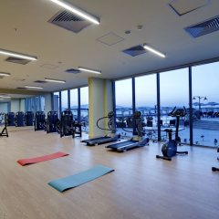 Отель Euphoria Aegean Resort & Spa All Inclusive Сыгаджик фитнесс-зал