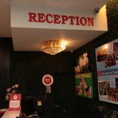 Отель Nida Rooms Silom Soi 12 Planet Бангкок интерьер отеля фото 2