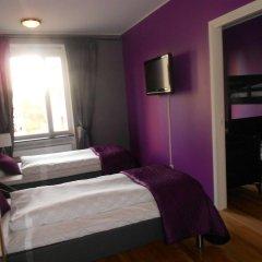 Отель Liljeholmens Stadshotell Стокгольм комната для гостей фото 4