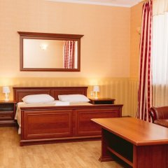 Korona Hostel Чубинское комната для гостей фото 4