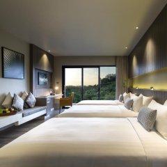 Hotel IKON Phuket 4* Стандартный номер разные типы кроватей фото 3