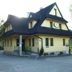 Отель Willa Zakowilla Закопане вид на фасад