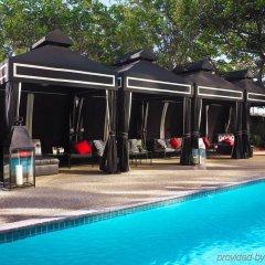 Отель Sheraton Gateway Los Angeles США, Лос-Анджелес - отзывы, цены и фото номеров - забронировать отель Sheraton Gateway Los Angeles онлайн бассейн