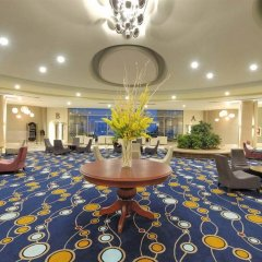 Отель La Blanche Island Bodrum - All Inclusive интерьер отеля