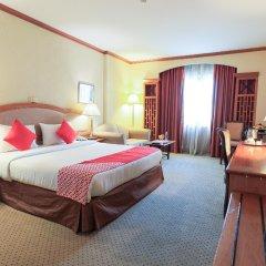 Отель St.George Hotel ОАЭ, Дубай - отзывы, цены и фото номеров - забронировать отель St.George Hotel онлайн комната для гостей фото 3