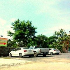 Отель Dusit Naka Place парковка