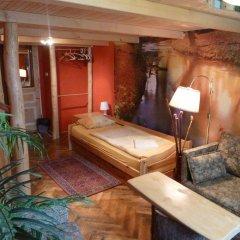 Отель Pension & Hostel Artharmony Чехия, Прага - 8 отзывов об отеле, цены и фото номеров - забронировать отель Pension & Hostel Artharmony онлайн комната для гостей фото 2
