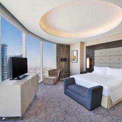 Hilton Riyadh Hotel & Residences комната для гостей