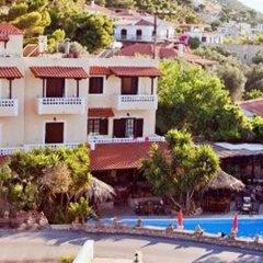 Отель Vasilaras Apartment I Греция, Агистри - отзывы, цены и фото номеров - забронировать отель Vasilaras Apartment I онлайн фото 9