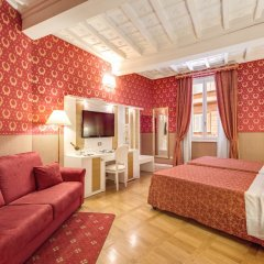 Отель Relais Fontana Di Trevi Рим комната для гостей фото 5