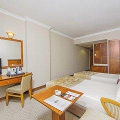 Grand Oztanik Hotel Istanbul комната для гостей фото 3