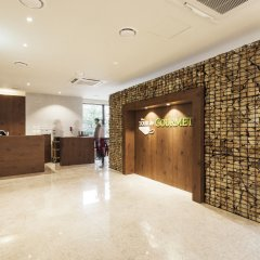 Отель Tmark Grand hotel Myeongdong Южная Корея, Сеул - отзывы, цены и фото номеров - забронировать отель Tmark Grand hotel Myeongdong онлайн интерьер отеля фото 3