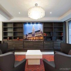 Отель Mercure Hotel Brussels Centre Midi Бельгия, Брюссель - отзывы, цены и фото номеров - забронировать отель Mercure Hotel Brussels Centre Midi онлайн гостиничный бар