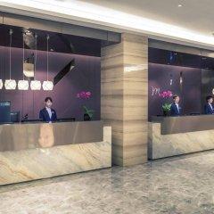 Отель Mercure Shanghai Hongqiao Airport интерьер отеля фото 2