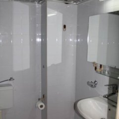 Отель Interhotel Pomorie Болгария, Поморие - 2 отзыва об отеле, цены и фото номеров - забронировать отель Interhotel Pomorie онлайн ванная фото 2